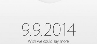 """Apple Confirms September Event Teases with """"Wish we could say more"""" Invitation"""
