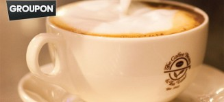 25% Discount Off your Coffee Bean Food & Beverages with this Groupon Deal