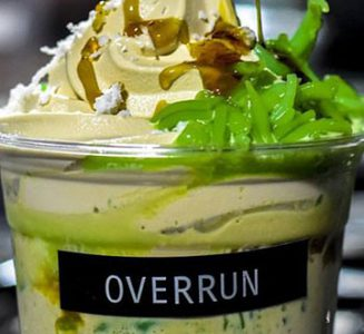 Overrun's Chendol Soft Serve Ice-cream are selling out everyday